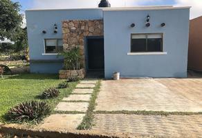 Foto de casa en venta en  , ucu, ucú, yucatán, 14027762 No. 01