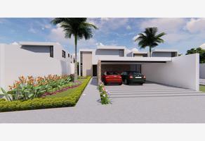 Foto de casa en venta en una casa súper equipada por sólo $ 3, 940, 000. ¡sin duda aquí hay una súper ofert 1, conkal, conkal, yucatán, 0 No. 01
