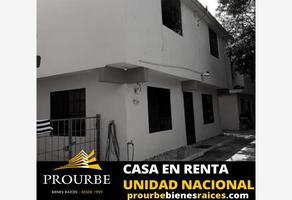 Foto de casa en renta en  , unidad nacional, ciudad madero, tamaulipas, 0 No. 01
