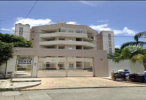 Foto de departamento en renta en  , unidad nacional, ciudad madero, tamaulipas, 7680466 No. 01