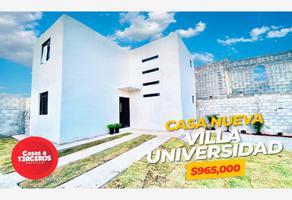 Foto de casa en venta en universidad de nuevo león 217, villa universidad, saltillo, coahuila de zaragoza, 0 No. 01