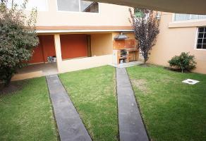 Foto de casa en renta en  , universidad, toluca, méxico, 11553238 No. 01