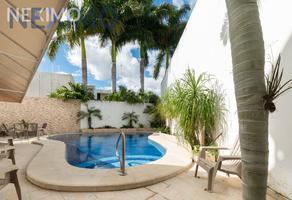 Foto de casa en venta en uno 116, algarrobos desarrollo residencial, mérida, yucatán, 18966028 No. 01