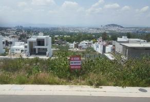 Foto de terreno habitacional en venta en urales , loma juriquilla, querétaro, querétaro, 14366241 No. 01