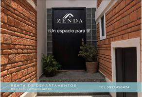 Foto de departamento en renta en  , urbano bonanza, metepec, méxico, 17140390 No. 01