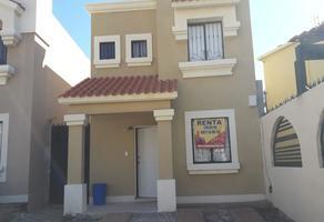 Foto de casa en renta en - , urbi alameda los encinos i,ii,iii, hermosillo, sonora, 0 No. 01