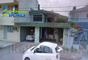 Foto de casa en venta en uruguay 503, 27 de septiembre, poza rica de hidalgo, veracruz de ignacio de la llave, 0 No. 01