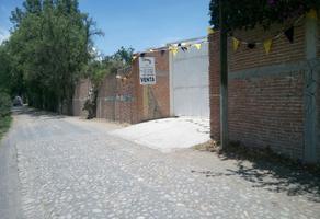 Foto de terreno habitacional en venta en valenciana 36 , el carrizo, san juan del río, querétaro, 13341700 No. 01