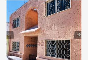 Foto de edificio en venta en valerio trujano 545, francisco zarco, gómez palacio, durango, 15337052 No. 01