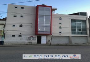 Foto de edificio en renta en valerio trujano , libertad, oaxaca de juárez, oaxaca, 5965993 No. 01