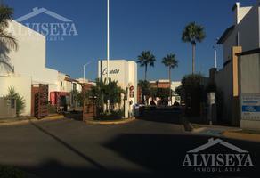 Foto de casa en renta en  , valle alto, culiacán, sinaloa, 18718046 No. 01