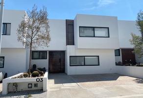 Foto de casa en renta en valle de acantha, arago , desarrollo habitacional zibata, el marqués, querétaro, 0 No. 01