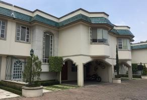 Foto de casa en condominio en venta en interlomas valle de aranjuez , paseo de las palmas, huixquilucan, méxico, 5889549 No. 01