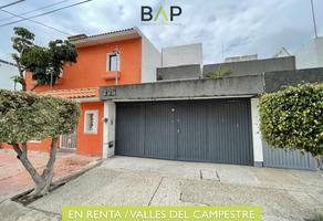 Foto de casa en renta en valle de atemajac -, valle del campestre, león, guanajuato, 0 No. 01