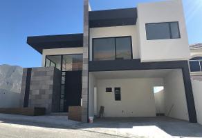 Foto de casa en venta en  , valle de bosquencinos 1era. etapa, monterrey, nuevo león, 11827074 No. 01
