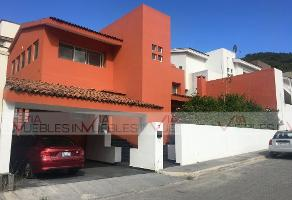 Foto de casa en venta en  , valle de bosquencinos 1era. etapa, monterrey, nuevo león, 13977396 No. 01