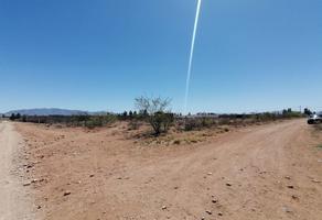 Foto de terreno habitacional en venta en valle de bravo , granjas familiares valle de chihuahua, chihuahua, chihuahua, 0 No. 01