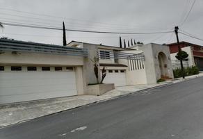 Foto de casa en venta en  , valle de chipinque, san pedro garza garcía, nuevo león, 18829732 No. 01