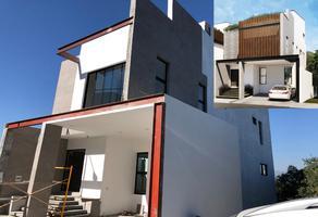 Foto de casa en venta en  , valle de cumbres, garcía, nuevo león, 17748678 No. 01