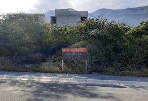 Foto de terreno habitacional en venta en  , valle de cumbres, garcía, nuevo león, 18009109 No. 01