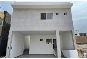 Foto de casa en venta en  , valle de cumbres, garcía, nuevo león, 0 No. 01