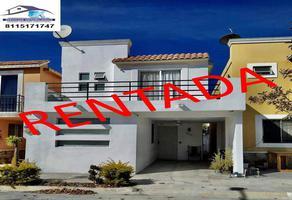 Foto de casa en renta en  , valle de los nogales 1e, apodaca, nuevo león, 0 No. 01