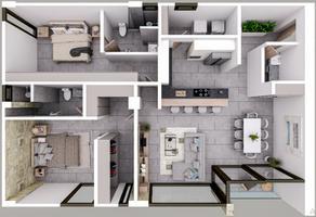 Foto de departamento en venta en valle de olaz 103, desarrollo habitacional zibata, el marqués, querétaro, 0 No. 01