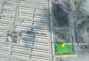 Foto de terreno habitacional en venta en  , valle de santa elena, general zuazua, nuevo león, 14605747 No. 01