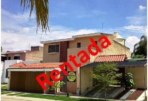 Foto de casa en renta en valle de santiago , el palomar, tlajomulco de zúñiga, jalisco, 2716888 No. 01