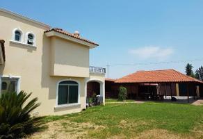 Foto de casa en venta en  , valle de tlajomulco, tlajomulco de zúñiga, jalisco, 14246771 No. 01