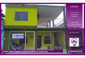 Foto de casa en venta en  , valle de vaquerías, juárez, nuevo león, 0 No. 01