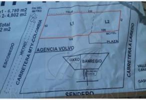 Foto de terreno comercial en venta en  , valle del canada, general escobedo, nuevo león, 3768326 No. 01