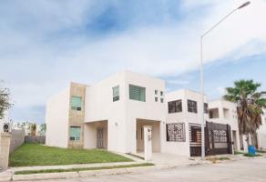 Foto de casa en venta en valle del halcon , residencial portal de las garzas, matamoros, tamaulipas, 6249364 No. 01