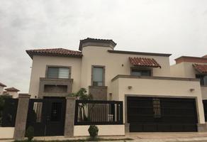 Foto de casa en venta en  , valle del lago, hermosillo, sonora, 14649815 No. 01