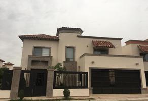 Foto de casa en venta en  , valle del lago, hermosillo, sonora, 14649823 No. 01