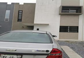 Foto de casa en renta en  , valle del pedregal, apodaca, nuevo león, 0 No. 01