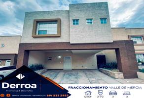 Foto de casa en venta en valle del tren , valle escondido, chihuahua, chihuahua, 0 No. 01