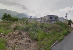 Foto de terreno habitacional en venta en  , valle del vergel, monterrey, nuevo león, 7626494 No. 01