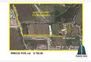 Foto de terreno comercial en venta en valle guacamaya 1301, parques santa cruz del valle, san pedro tlaquepaque, jalisco, 6858000 No. 01
