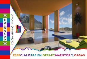 Foto de departamento en venta en valle poniente 1, huasteca real, santa catarina, nuevo león, 6157601 No. 01