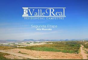 Foto de terreno habitacional en venta en valle real 2da etapa , ejidal, arteaga, coahuila de zaragoza, 0 No. 01