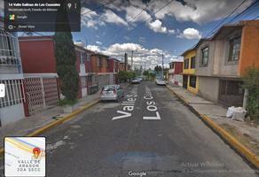 Foto de casa en venta en valle salinas de los cuanales , valle de aragón, nezahualcóyotl, méxico, 0 No. 01