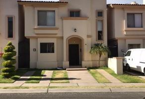 Foto de casa en renta en valle sonomo 4, villa california, tlajomulco de zúñiga, jalisco, 7081214 No. 01