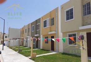 Foto de casa en venta en  , valle verde, altamira, tamaulipas, 19731598 No. 01