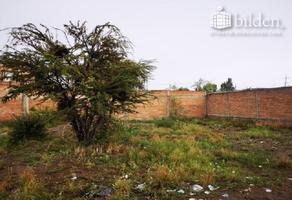 Foto de terreno comercial en venta en  , valle verde sur, durango, durango, 8780297 No. 01