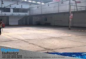 Foto de nave industrial en renta en  , vallejo, gustavo a. madero, df / cdmx, 18350660 No. 01