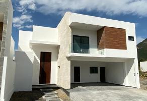 Foto de casa en venta en  , valles de cristal, monterrey, nuevo león, 13447836 No. 01