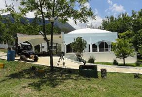 Foto de casa en renta en  , valles de santiago, santiago, nuevo león, 7041899 No. 01