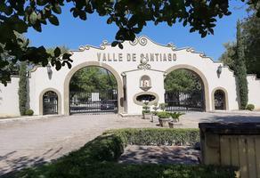 Foto de terreno habitacional en venta en  , valles de santiago, santiago, nuevo león, 9402847 No. 01