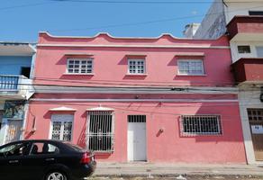 Foto de edificio en venta en velázquez de la cadena 169, veracruz centro, veracruz, veracruz de ignacio de la llave, 0 No. 01